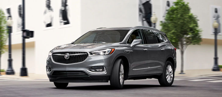 2019 Buick Enclave safety