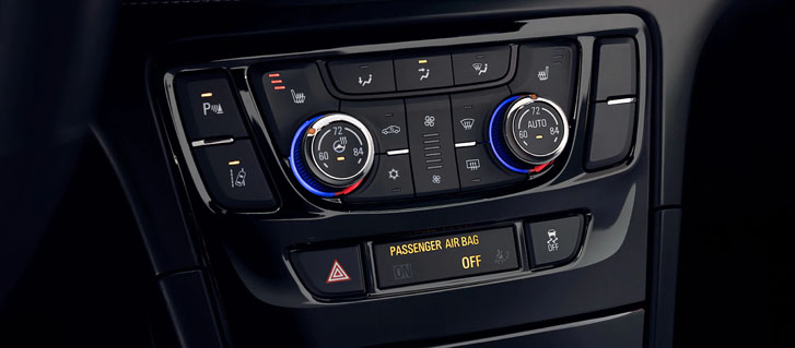Climate Control and In-Vehicle Air Ionizer