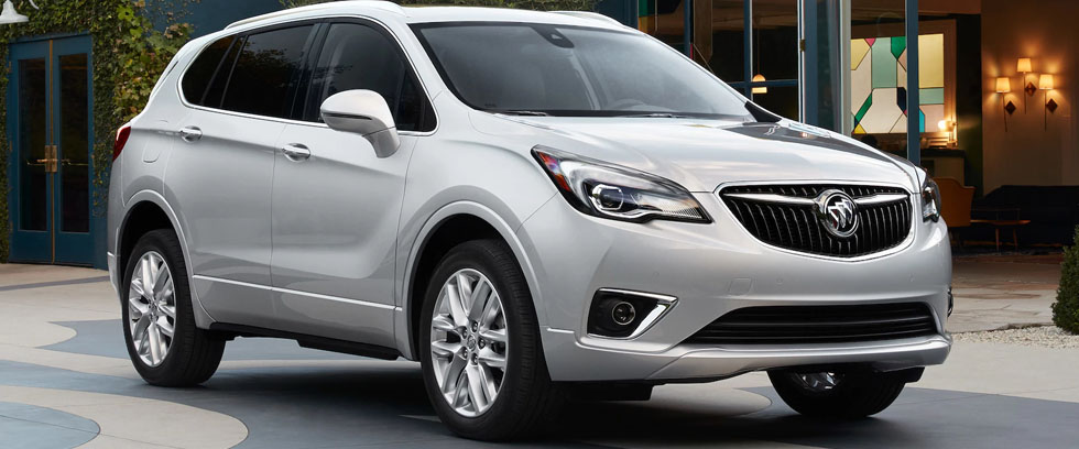 2019 Buick Envision Appearance Main Img