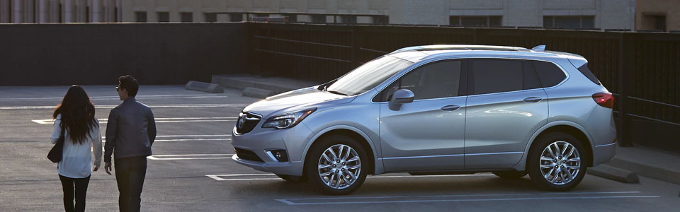 2019 Buick Envision Safety Main Img
