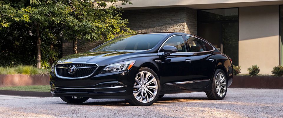 2019 Buick LaCrosse Appearance Main Img