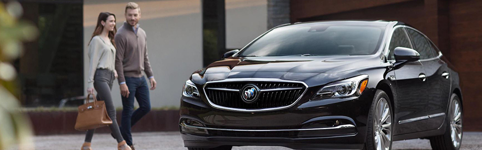 2019 Buick LaCrosse Safety Main Img