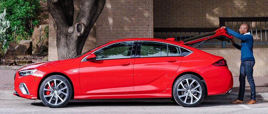 2019 Buick Regal GS Appearance Main Img