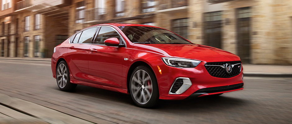 2019 Buick Regal GS Main Img
