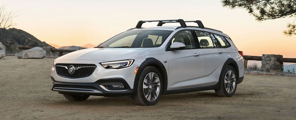 2019 Buick Regal TourX Appearance Main Img