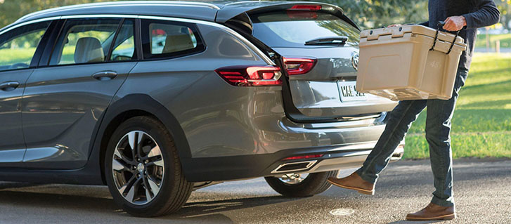 Hands-Free Power Liftgate