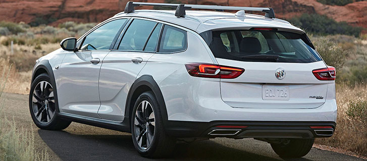 Buick Regal TourX in McDonough | Henry County 2019 Buick ...
