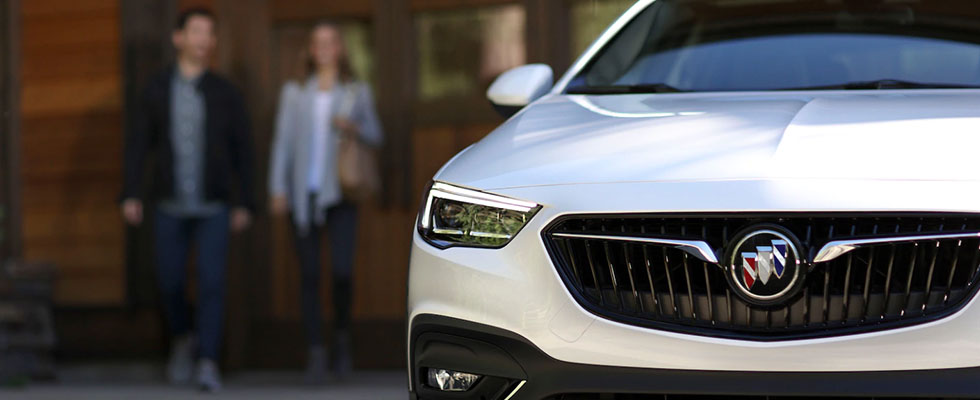 2019 Buick Regal TourX Safety Main Img