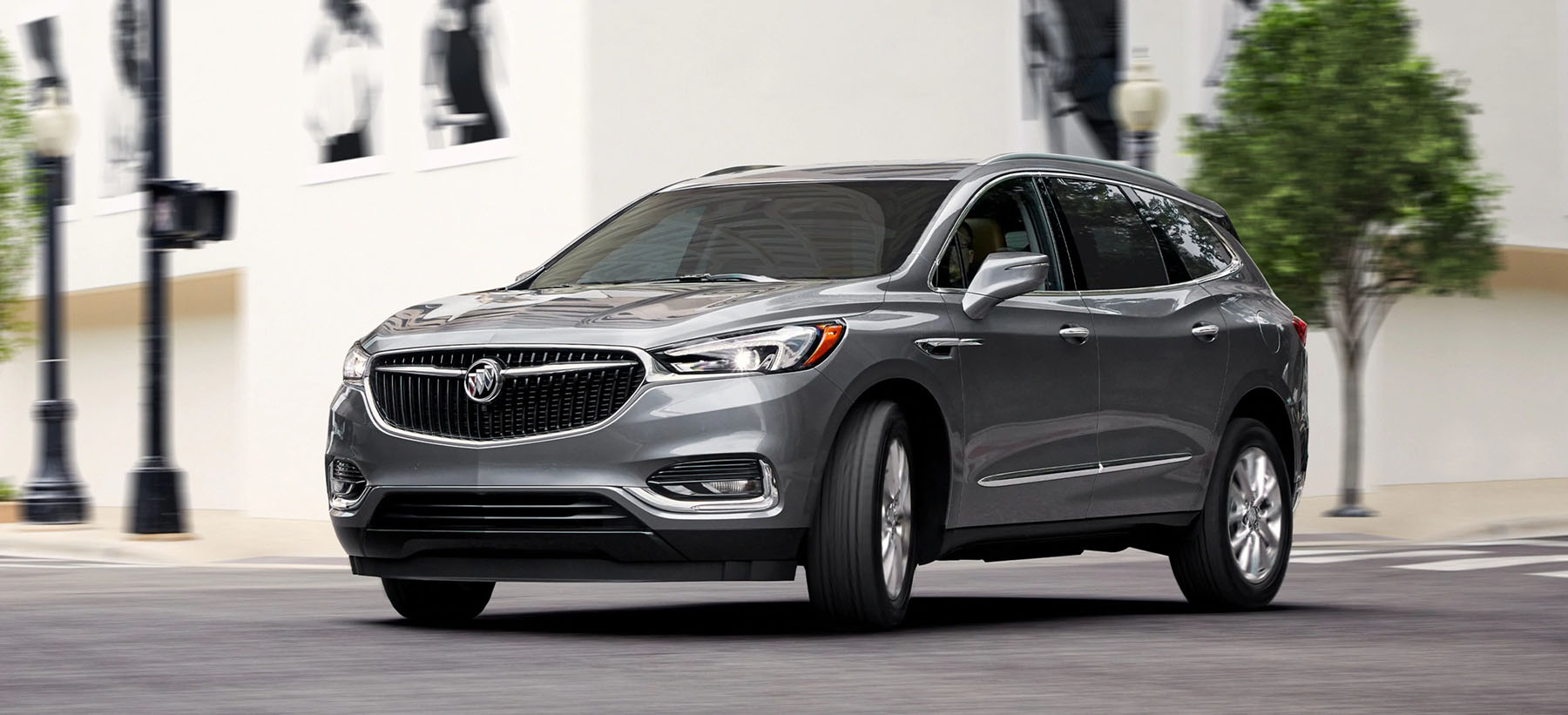 2020 Buick Enclave Safety Main Img