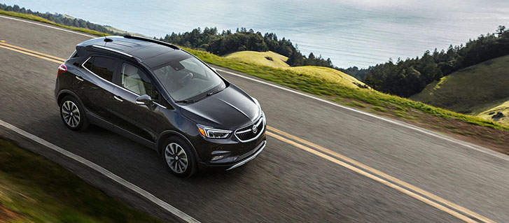 2020 Buick Encore performance