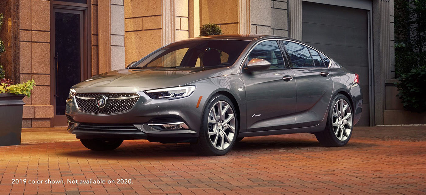 2020 Buick Regal Avenir Appearance Main Img