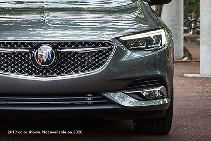 2020 Buick Regal Avenir appearance