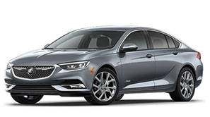 2020 Buick Regal Avenir