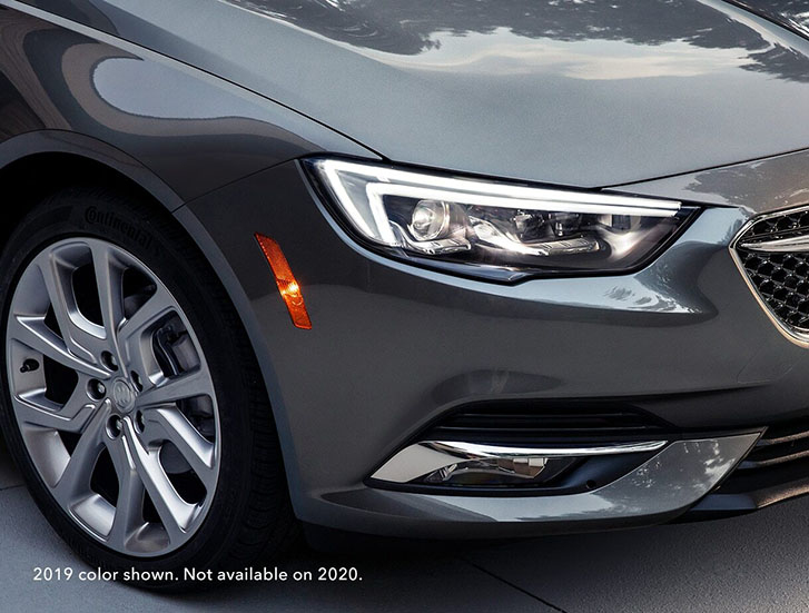 2020 Buick Regal Avenir safety