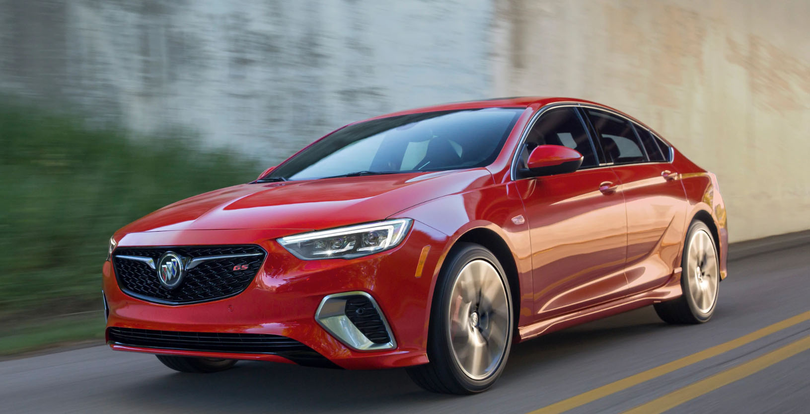 2020 Buick Regal GS Safety Main Img