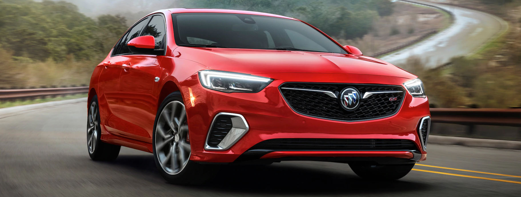 2020 Buick Regal Sportback Appearance Main Img