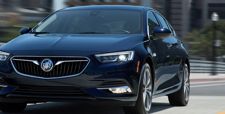 2020 Buick Regal Sportback performance