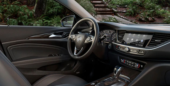 2020 Buick Regal TourX comfort