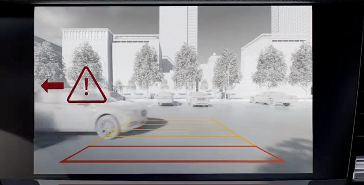 2020 Buick Regal TourX safety