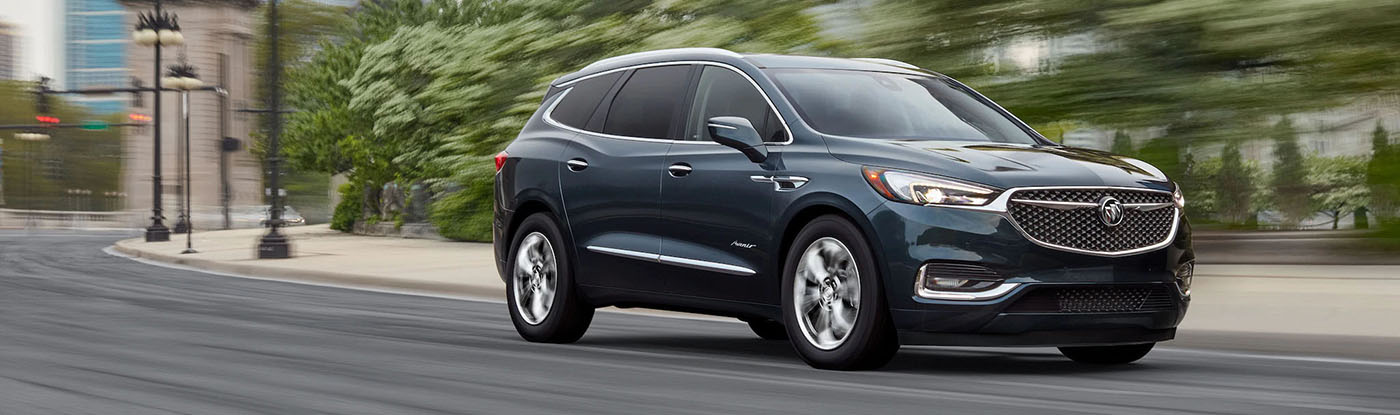 2021 Buick Enclave Appearance Main Img