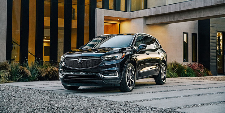 2021 Buick Enclave appearance