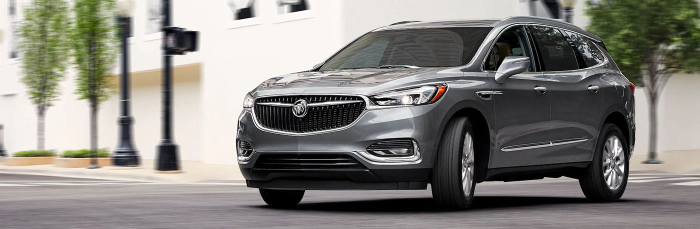 2021 Buick Enclave Main Img