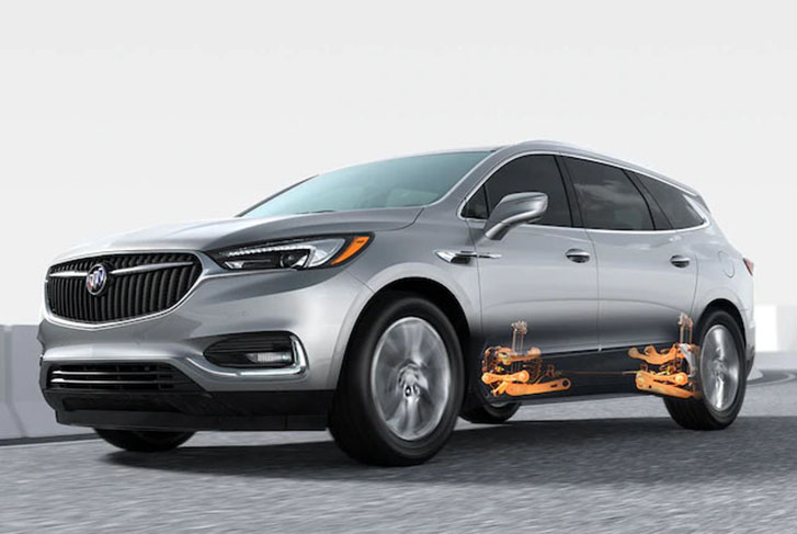 2021 Buick Enclave performance