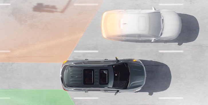 2021 Buick Enclave safety