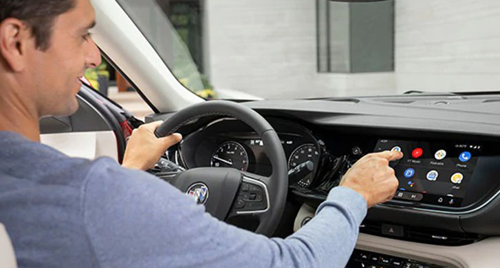 2021 Buick Envision comfort