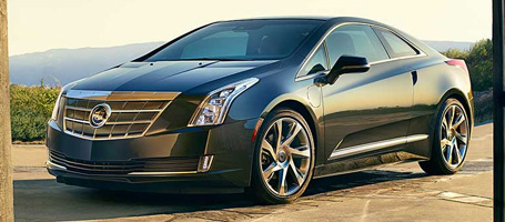 2014 Cadillac ELR Coupe performance