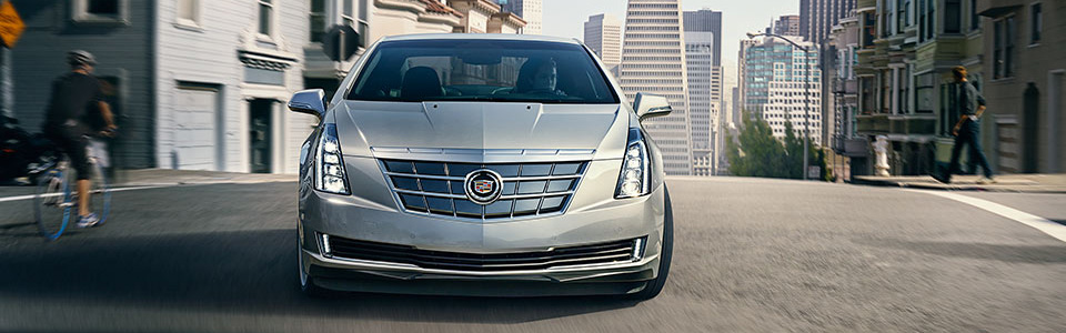 2014 Cadillac ELR Coupe Safety Main Img