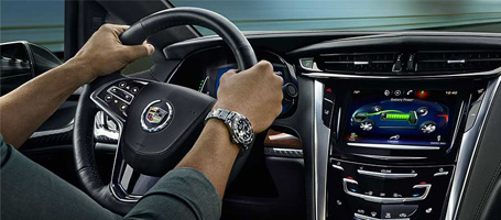 2014 Cadillac ELR Coupe safety