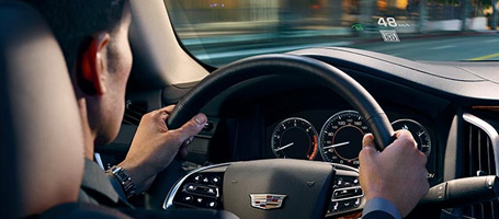 2015 Cadillac ATS Coupe safety