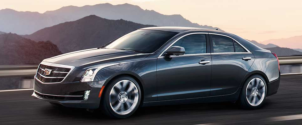 2015 Cadillac ATS Sedan Main Img