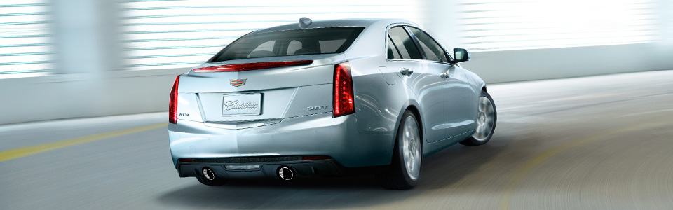 2015 Cadillac ATS Sedan Safety Main Img