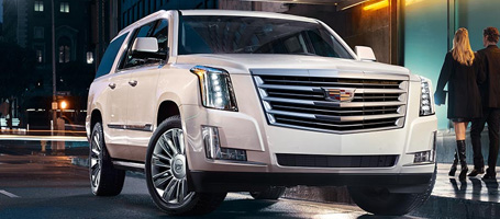 2015 Cadillac Escalade performance