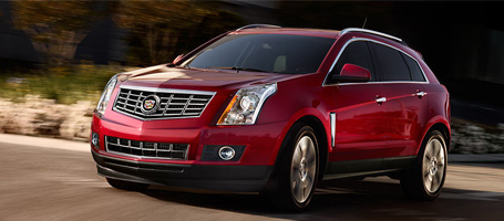 2015 Cadillac SRX Crossover performance