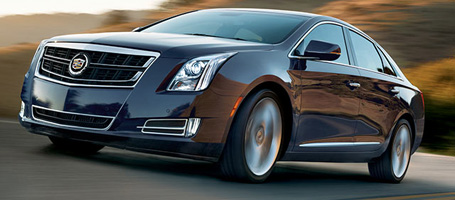 2015 Cadillac XTS Sedan performance
