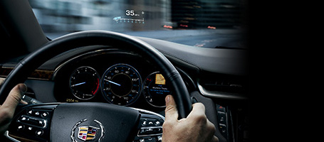 2015 Cadillac XTS Sedan safety