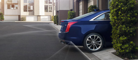 2016 Cadillac ATS Coupe safety