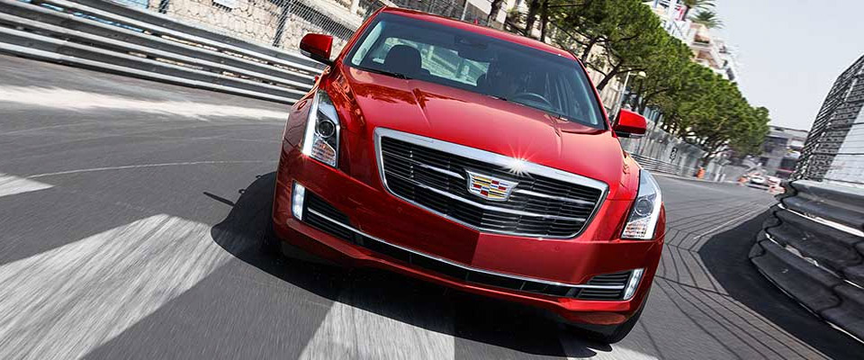 2016 Cadillac ATS Sedan Main Img