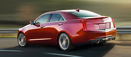 2016 Cadillac ATS Sedan performance