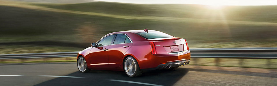 2016 Cadillac ATS Sedan Safety Main Img