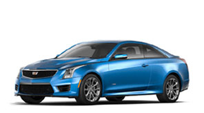 2016 Cadillac ATS-V Coupe For Sale in Dubuque