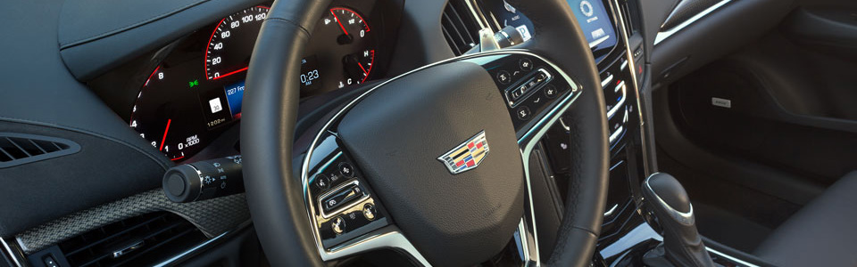 2016 Cadillac ATS-V Sedan Safety Main Img