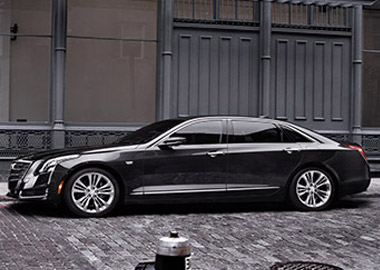 2016 Cadillac CT6 Sedan appearance
