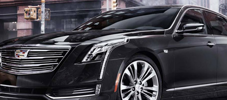2016 Cadillac CT6 Sedan performance
