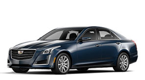 2016 Cadillac CTS Sedan For Sale in El Campo
