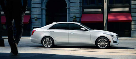 2016 Cadillac CTS Sedan performance