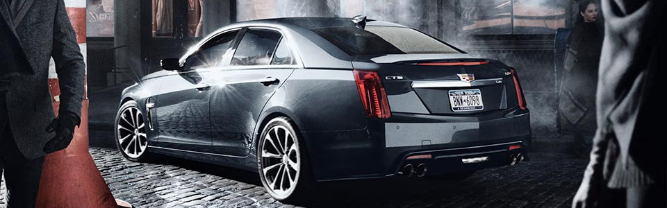 2016 Cadillac CTS-V Sedan Safety Main Img